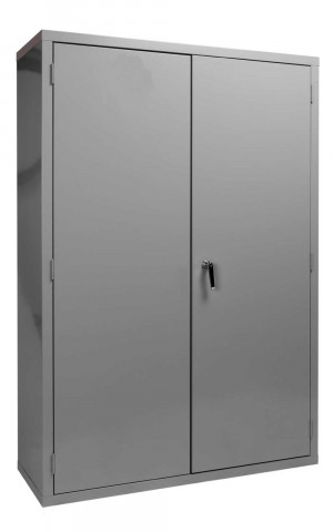 Medium Duty Fully Welded Wide Steel Cabinet 183x122x46 - Bedford 88W824