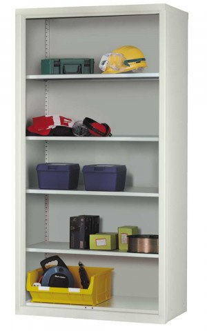 Probe Industrial Open Front Cabinet 915x460 - Body Colours