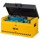 Van Vault Mobi - Vehicle Storage Box - Security Tested - lid open