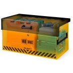 Van Vault 2 New Vehicle Storage Box - Security Tested - x-ray image