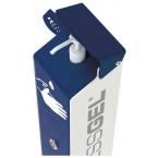 PRESSGEL™ Sanitiser Wall Fixed Hand Gel Dispenser Holder