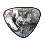 Flexible Arm Clamp-on Blindspot Mirror - Detective 33cm