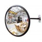 Portable Magentic Fixed Convex Blindspot Security Mirror 45cm diameter