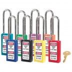 Lock-out Safety Padlock 6mm - Master Lock Zenex 411LT