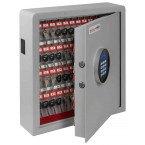 Securikey Electronic Key Storage & Key Deposit Safe 70 Keys - door ajar