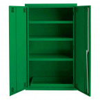 Bedford 88P594 Agrochemical & Pesticide 1525mm Cabinet - Doors open