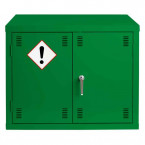 Bedford 88P794 Agrochemical & Pesticide 712mm Cabinet - doors closed
