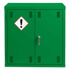 Bedford 88P994 Agrochemical & Pesticide 915mm Cabinet - doors closed