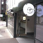 Vialux 9040 Wide Angle Convex Mirror - outside car park