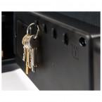 Key hooks on the Chubbsafes Air 15E