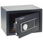 Chubbsafes Air 10E door slightly open showing two locking bolts