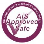 AIS - Association of Insurance Surveyors Approved Safe - Eurograde 1 Electronic Security Safe - DRS Prisma 1-0E