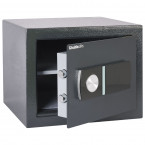 Chubbsafe Alpha door slightly open anti-tamper alarm installed in safe
