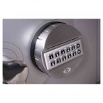 Burton Amario 2E Grade 3 Electronic Security Safe £35K - Lock detail