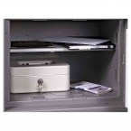 Burton Amario 1E Grade 3 Electronic Security Safe £35K - internal shelf