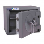 Burton Amario 1E Grade 3 Electronic Security Safe £35K door ajar