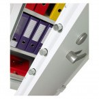 Chubbsafes Archive Fire Security Cabinet Size 325 Door Bolts