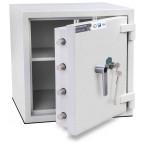 Burton Eurovault Aver 0K Eurograde 3 Key Locking Security Fire Safe