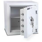 Burton Eurovault Aver 1KK Eurograde 5 twin Key Lock Security Fire Safe - open