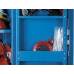 Morstor Heavy Welded Duty Cabinet 2000x1000x600 - close up