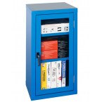 Bedford 88V944 Viewcab Small Safety Glass Door Cabinet