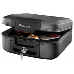 Sentry CHW20101 Paper and Media 1/2 Hour Fire Water Chest  - open