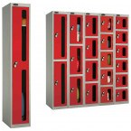 Probe Vision Anti-Stock Theft Steel Locker Range