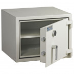 Dudley Compact 5000-0 Fire Security Safe Right Hand Hinge - ajar
