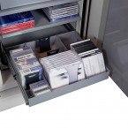 Chubbsafes Data Plus Fireproof Data EN1047-1 Safe 120mins DP3 - optional Extensible Shelf with Dividers