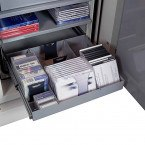 Chubbsafes Data Plus Fireproof Data EN1047-1 Safe 120mins DP2 - optional Extensible Shelf with Dividers