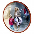 Pedestrian Safety Underpass Dome Mirror Wall Fixed - Dancop I62W