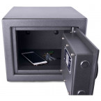 De Raat DRS Vega S2 10E Electronic £4000 Security Safe - Door open