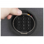 De Raat DRS Vega S2 10E Electronic £4000 Security Safe - Digital Lock Detail