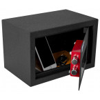 Protector Domestic DS2031K Key Locking Home Security Safe - Door ajar