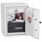Phoenix DataCombi DS2501E Digital 90min Fire Paper Data Safe - interior view