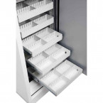 Phoenix Data Commander DS4622E - Empty Tape Storage drawers