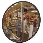 Dancop EC-US-60 Telescopic Arm Convex Wall Mirror - Outdoor and indoor4