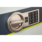 Burton Eurovault Aver 4E Police Approved Security Safe digital lock