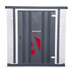 Armorgard Forma-Stor FR300-T Walk-in Security Site Store - face on view