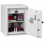 Phoenix Fire Fighter FS0441K 90 minutes Fireproof Safe - door open