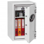 Phoenix Fire Fighter FS0442E 90 minutes Fire Security Safe - door ajar