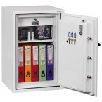 Phoenix Fire Fighter FS0442E 90 minutes Fire Security Safe - Door open