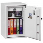 Phoenix Fire Fighter FS0442K 90 minutes Fireproof Safe - Door open