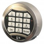Electronic Lock for the Phoenix Firechief FS1653E
