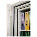 Phoenix Fire Commander PRO FS1922E 1 Hour Electronic Security Cabinet - internal hinge