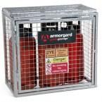 Armorgard GGC1 Gorilla Modular Gas Bottle Cage -Closed