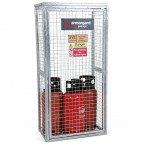 Armorgard GGC3 Gorilla Modular Gas Bottle Cage - Closed