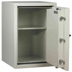 Dudley Europa £17,500 Drawer Drop Security Safe Size 4 - door open