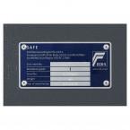 Keysecure Victor Eurograde 1 Electronic Security Safe Size 2 - EN1143-1 certificate