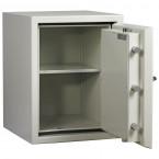 Dudley Europa Eurograde 3 Size 2 Key Lock High Security Safe - open